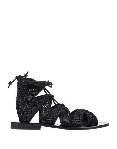 LE CAPRESI Sandals in Black