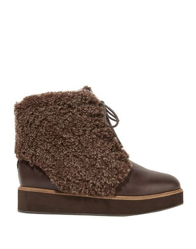 AUSTRALIA LUXE COLLECTIVE Ankle Boot in Brown