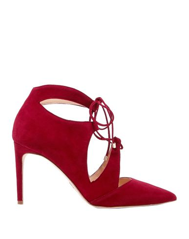 CHELSEA PARIS Ankle Boot in Brick Red