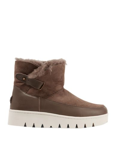 AUSTRALIA LUXE COLLECTIVE Ankle Boot in Khaki