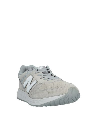 New Balance Sneakers Donna Scarpe Grigio Chiaro