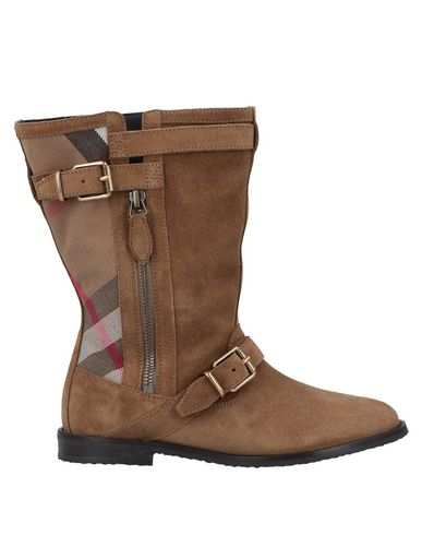 5bfd1dc9594f Bottes Burberry Fille 9-16 ans sur YOOX