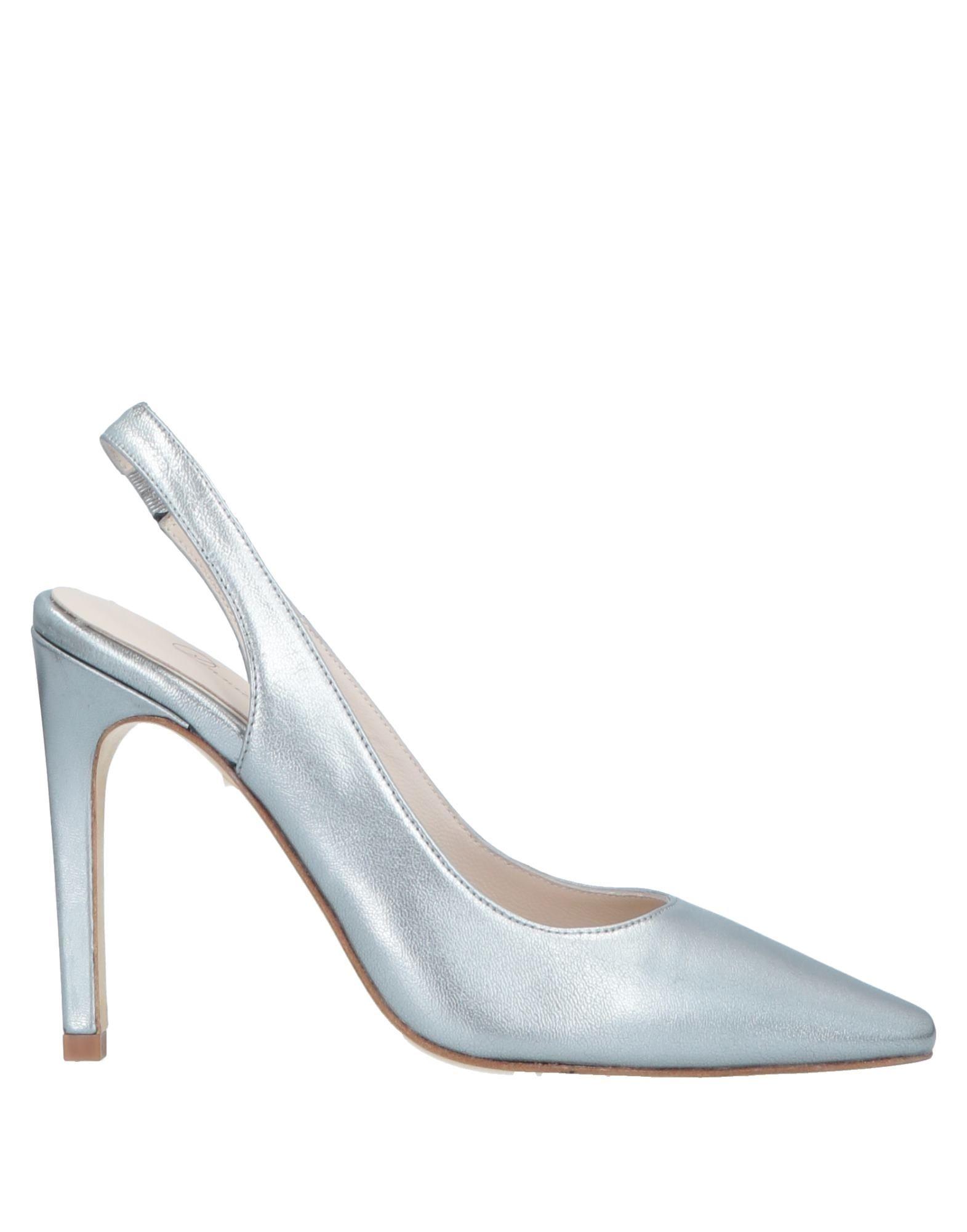 Plata Zapato De Salón Daniele Ancarani Mujer - Salones Salones Salones Daniele Ancarani Tiempo limitado especial c2444b