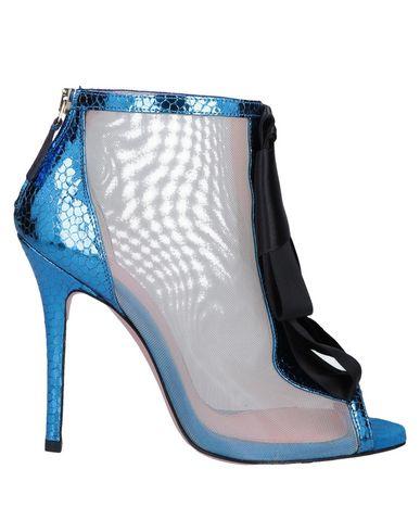 TIPE E TACCHI Ankle Boot in Bright Blue