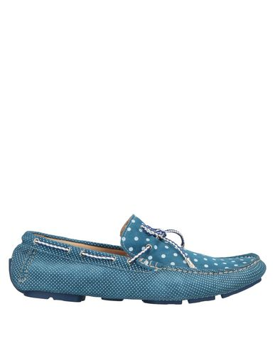 GOLD BROTHERS Loafers in Blue