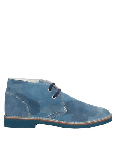 GOLD BROTHERS Boots in Azure