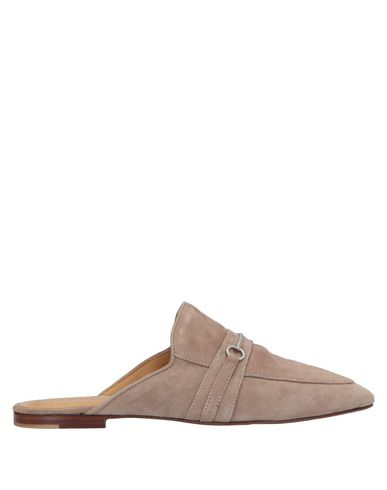 POMME D'OR Mules in Light Brown