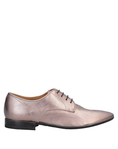 RAPARO Laced Shoes in Bronze