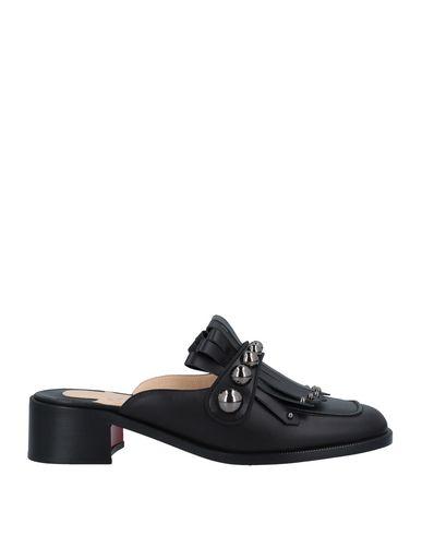 free shipping 9abc4 e0304 CHRISTIAN LOUBOUTIN Open-toe mules - Footwear | YOOX.COM