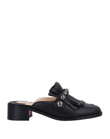 Christian Louboutin Mules Footwear Yoox Com