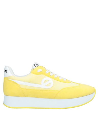 NO NAME Sneakers in Yellow