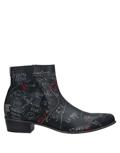 HTC Ankle Boot in Black