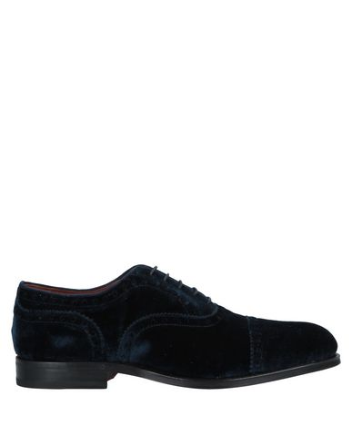 STEVE'S Laced Shoes in Dark Blue