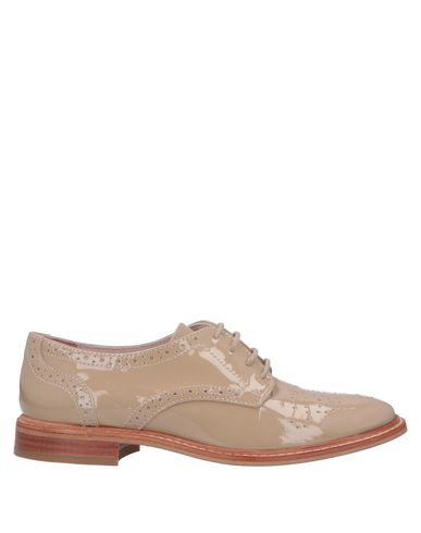 MELLOW YELLOW Lace-Up Shoes in Beige