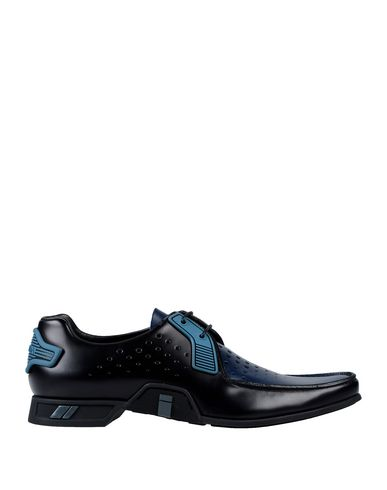9c7b95365616 Prada Laced Shoes - Men Prada Laced Shoes online on YOOX United ...