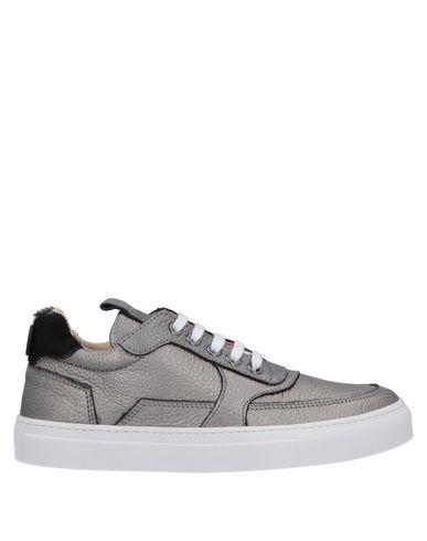 MARIANO DI VAIO Sneakers in Steel Grey