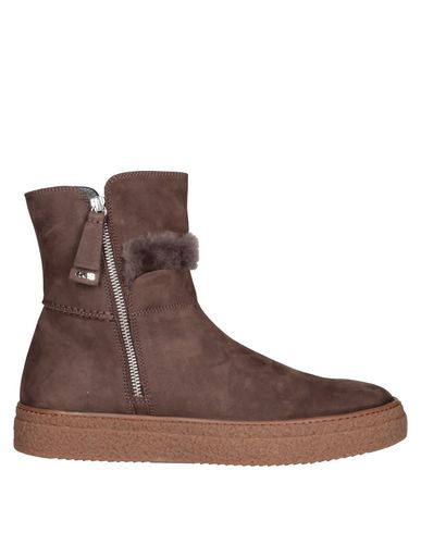 CESARE PACIOTTI 4US Ankle Boots in Dark Brown