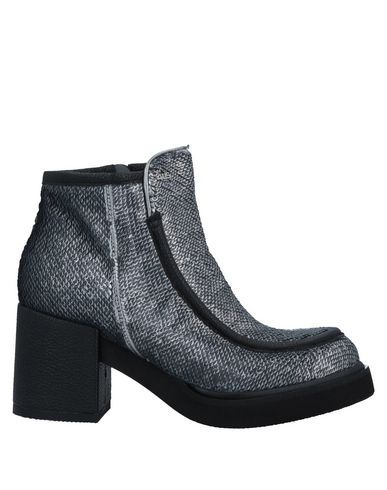 CESARE PACIOTTI 4US Ankle Boots in Steel Grey