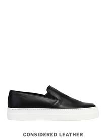 8 by YOOX - Sneakers Anteprima. 8 by YOOX. Sneakers slip on 100% pelle e75f5b4d685