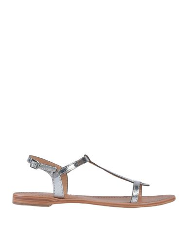 LES TROPEZIENNES Sandals in Silver