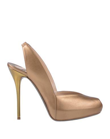 ERNESTO ESPOSITO Sandals in Bronze