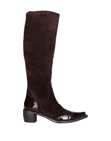 SCERVINO STREET Boots in Dark Brown