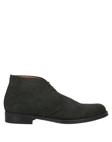 BARRETT Boots in Dark Green