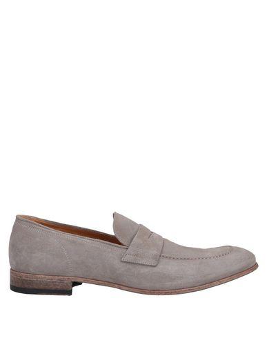 CORVARI Loafers in Dove Grey