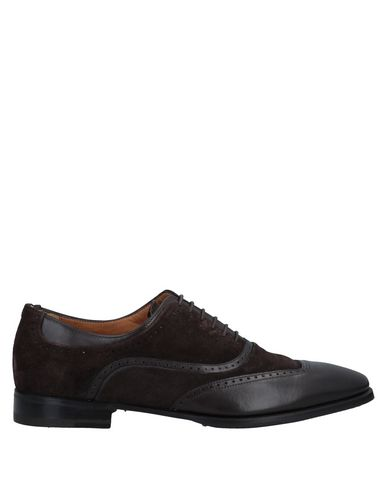 BARRETT Laced Shoes in Dark Brown