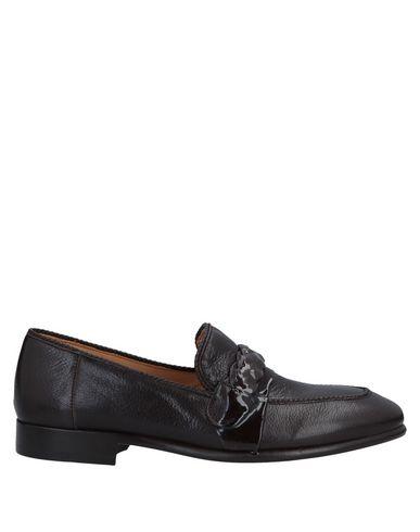 ATTIMONELLI'S Loafers in Dark Brown