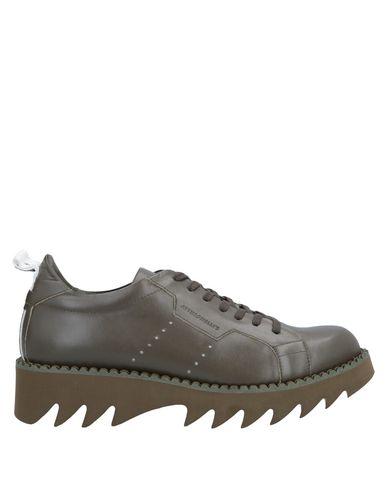 ATTIMONELLI'S Laced Shoes in Green