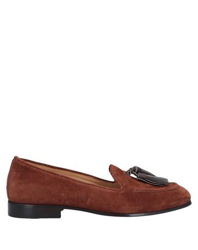 ATTIMONELLI'S Loafers in Brown