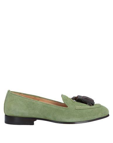 ATTIMONELLI'S Loafers in Green