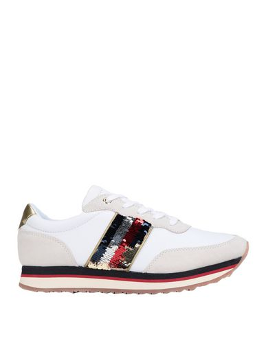 0f099a9a6 Tommy Hilfiger Tommy Sequins Retro Runner - Sneakers - Women Tommy ...