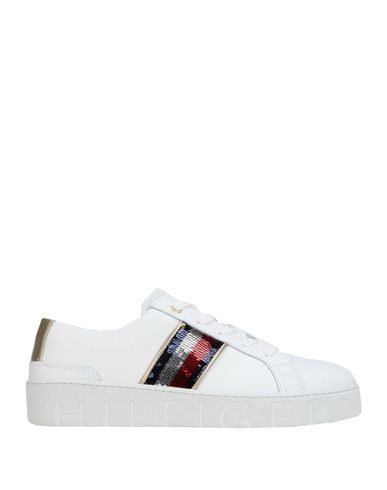 8e323639db76 Tommy Hilfiger Tommy Sequins Fashion Sneaker - Sneakers - Women ...