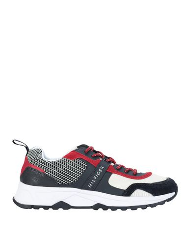 f2e85aaae96e92 Tommy Hilfiger Material Mix Lightweight Runner - Sneakers - Men ...