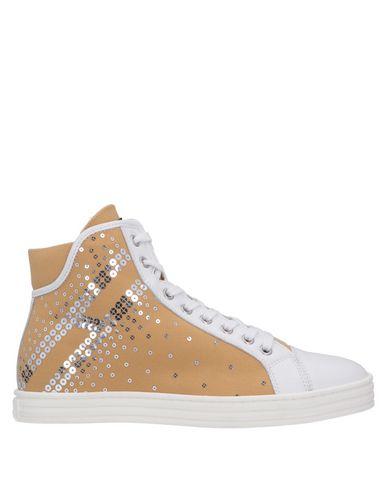 HOGAN REBEL Sneakers in Beige