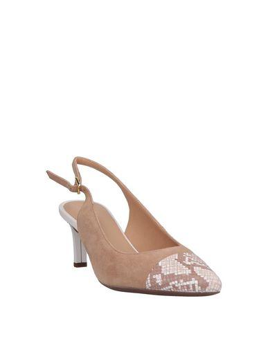 zapatos geox salon mujer rojo