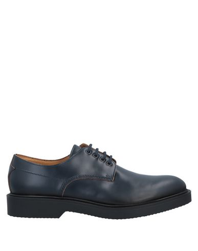 SEBOYS Laced Shoes in Dark Blue