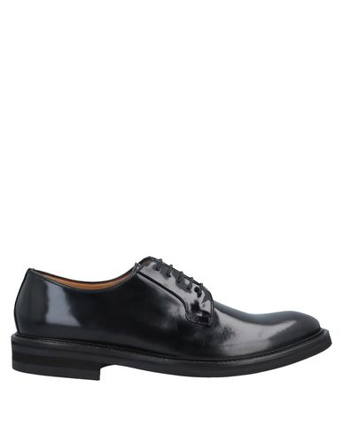 SEBOYS Laced Shoes in Black