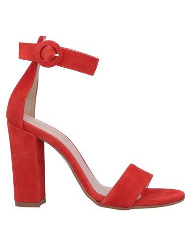 ESTELLE Sandals in Rust
