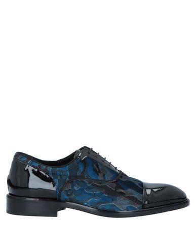 GIOVANNI CONTI Laced Shoes in Bright Blue