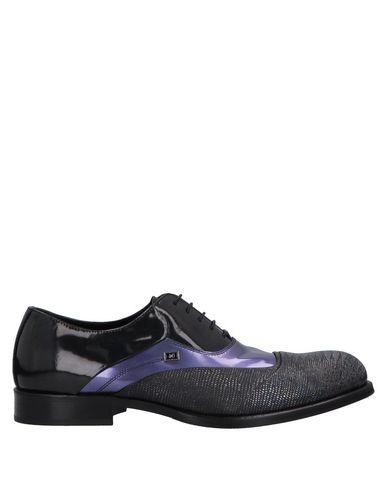 GIOVANNI CONTI Laced Shoes in Purple