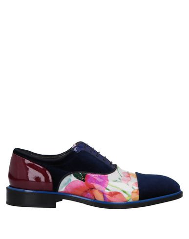 GIOVANNI CONTI Laced Shoes in Blue
