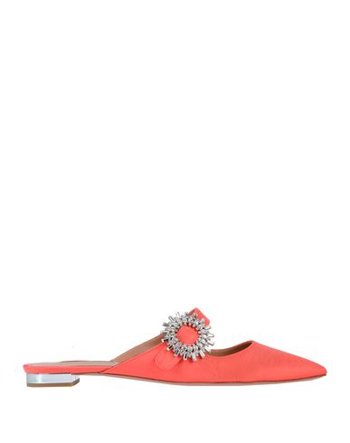AQUAZZURA - Open-toe mules