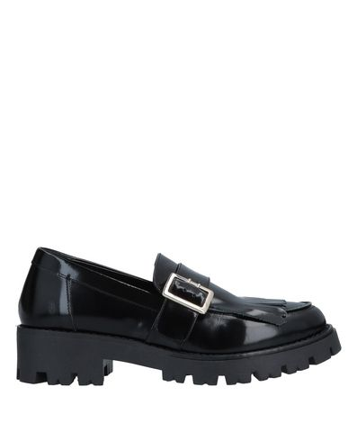 ATOS LOMBARDINI Loafers in Black