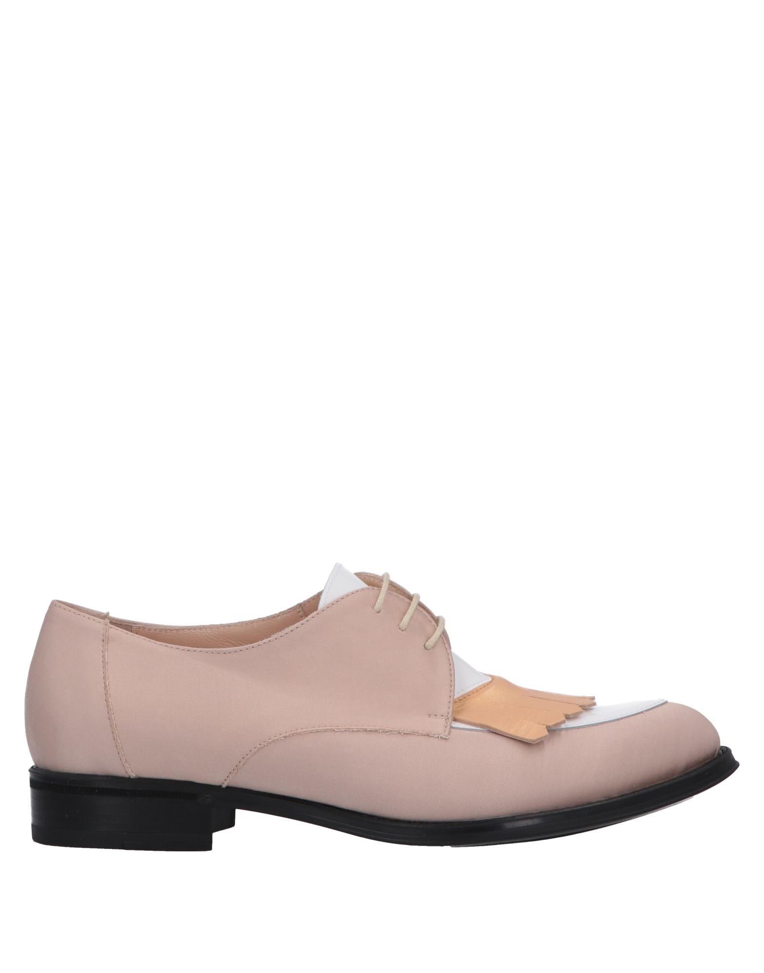Azul oscuro Zapato Zapato Zapato De Cordones F.Lli Bruglia Mujer - Zapatos De Cordones F.Lli Bruglia Gran descuento 9e8599