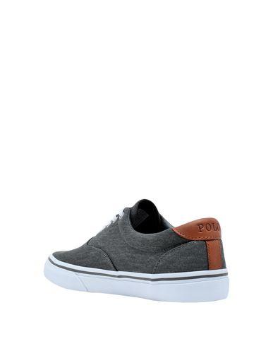 84fe794f2d Polo Ralph Lauren Thorton Washed Twill Sneaker - Sneakers - Men Polo ...