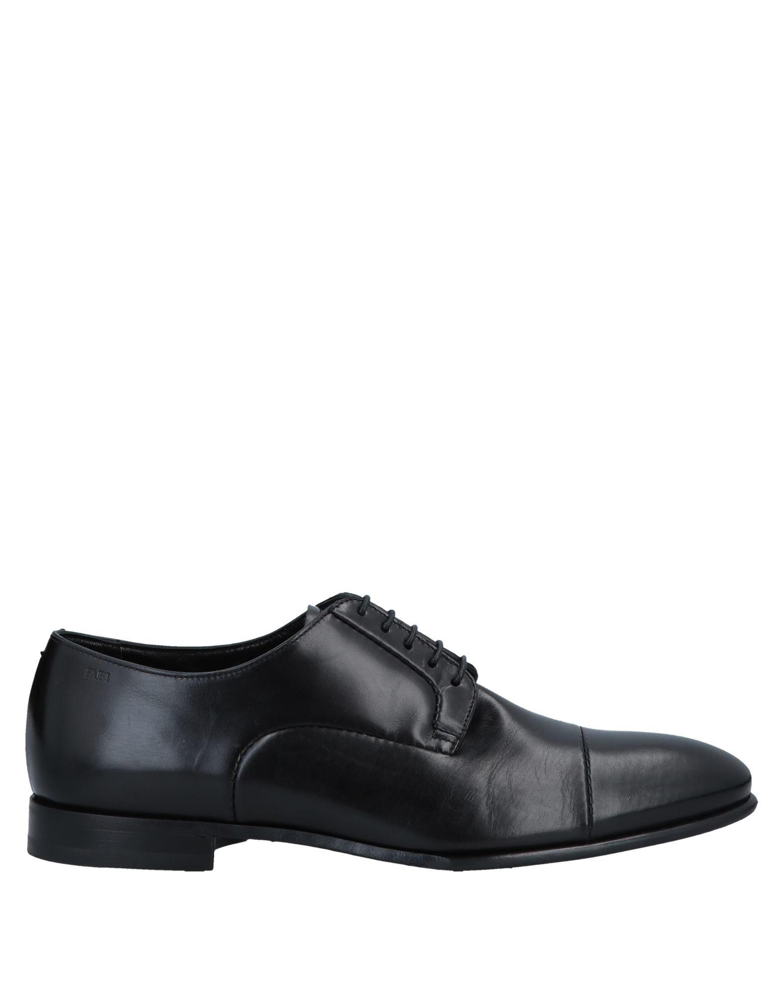 Negro Zapato De Cordones Fabi Hombre - - - Zapatos De Cordones Fabi Moda barata y hermosa 3a29ab