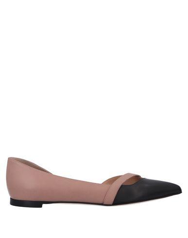 cheaper the latest on feet shots of SERGIO ROSSI Ballet flats - Footwear   YOOX.COM